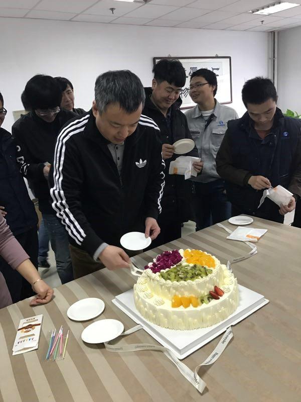 beplaysport体育beplaysport体育3月员工生日会